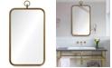 Furniture Coburg Wall Mirror, Quick Ship