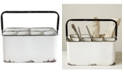 3R Studio Metal Caddy with 6 Compartments