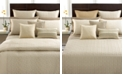Hotel Collection CLOSEOUT!  Celestial Queen Quilted Coverlet