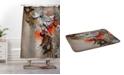 Deny Designs Iveta Abolina Wild Lilly Bath Mat