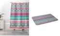 Deny Designs Iveta Abolina White Velvet Bath Mat