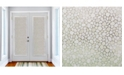 Brewster Home Fashions Pebbles Door Privacy Film