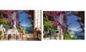 Brewster Home Fashions Amalfi Wall Mural