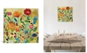 """iCanvas """"Summer Meadow"""" By Kim Parker Gallery-Wrapped Canvas Print - 26"""" x 26"""" x 0.75"""""""