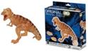 BePuzzled 3D Crystal Puzzle-T-Rex Brown - 49 Pcs