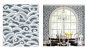 """Brewster Home Fashions Decowave Wallpaper - 396"""" x 20.5"""" x 0.025"""""""
