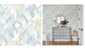 "Brewster Home Fashions Mirage Wallpaper - 396"" x 20.5"" x 0.025"""