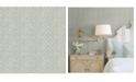 "Brewster Home Fashions Ziggity Wallpaper - 396"" x 20.5"" x 0.025"""