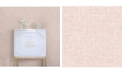 "Brewster Home Fashions Poise Linen Wallpaper - 396"" x 20.5"" x 0.025"""