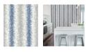 "Brewster Home Fashions Quake Abstract Stripe Wallpaper - 396"" x 20.5"" x 0.025"""