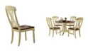 Acme Furniture Dylan Side Dining Chair, Set of 2