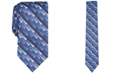 Perry Ellis Men's Canehill Grid Tie