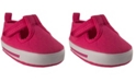 Baby Deer Baby Girl Canvas T-Strap Sneaker