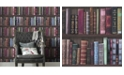 Graham & Brown Graham Brown Book Shelf Wallpaper
