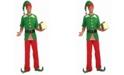 BuySeasons Buy Seasons Men's Jolly Elf Costume