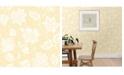 """Advantage 20.5"""" x 369"""" Guy Light Jacobean Wallpaper"""