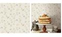 "Advantage 20.5"" x 369"" Samuelsson Small Floral Trail Wallpaper"