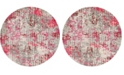 Bridgeport Home Crisanta Crs4 Pink Area Rug Collection