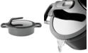 BergHOFF Gem Collection Nonstick 2.3-Qt. Two-Handled Covered Sauté Pan