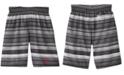 Nike Big Boys 1-Pc. 6:1 Stripe Volley Swim Trunks