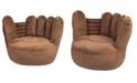 Trend Lab Baseball Glove Plush Children's Character Chair