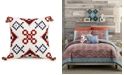 "Jessica Simpson Antara 16"" x 16"" Decorative Pillow"