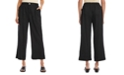 Karen Kane Cropped Wide-Leg Pants