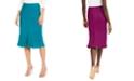 INC International Concepts INC Bias-Cut Midi Skirt, Created for Macy's