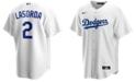 Nike Men's Tommy Lasorda Los Angeles Dodgers Coop Player Replica Jersey