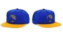 Mitchell & Ness Golden State Warriors 2 Team Reflective Snapback Cap