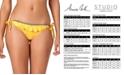 Anne Cole STUDIO String Tie-Side Hipster Bikini Bottoms