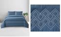 Present Living Home Hadley Zarine King 3PC Quilt Set