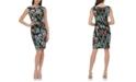 Tommy Hilfiger Tommy Hilfiger Floral-Print Sheath Dress