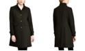 Lauren Ralph Lauren Single-Breasted Wool Walker Coat