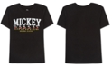 Disney Juniors Mickey Mouse Graphic Print T-Shirt