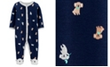 Carter's Baby Boys Koala Cotton Snap-Up Sleep and Play One Piece