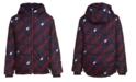 Tommy Hilfiger Big Boys Printed Puffer Jacket