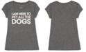 Love Tribe Juniors' Graphic T-Shirt