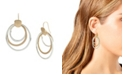 Robert Lee Morris Soho Orbital Drop Earrings