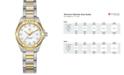 TAG Heuer Women's Swiss Aquaracer Diamond (9/20 ct. t.w.) 18k Gold-Capped Stainless Steel Bracelet Watch 27mm WAY1453.BD0922