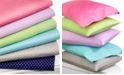 Elite Home Swiss Dot Twin XL 3-pc Sheet Set, 300 Thread Count 100% Cotton