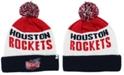 '47 Brand Houston Rockets Crossblock Knit Hat