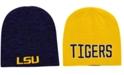 Nike LSU Tigers Reversible Beanie Knit Hat