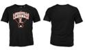 adidas Men's Louisville Cardinals Baseball Diamond T-Shirt