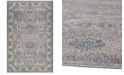 Momeni CLOSEOUT! Voyage Patna Silver 2' x 3' Area Rug