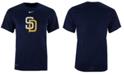 Nike Men's San Diego Padres BP Logo Legend T-Shirt
