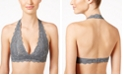 Free People Lace Halter Bra F763O915