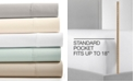Fairfield Square Collection CLOSEOUT! Essex StayFit 6-Pc King Sheet Set 1200 Thread Count, Created for Macy's