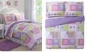 My World Happy Owls Reversible 3-Pc. Full/Queen Comforter Set