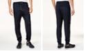 A|X Armani Exchange Men's Pieced Logo Print Jogger Pants